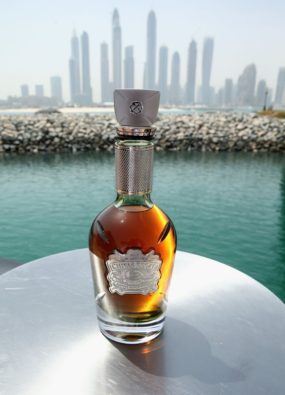 Chivas Regal The Icon Launches in Dubai