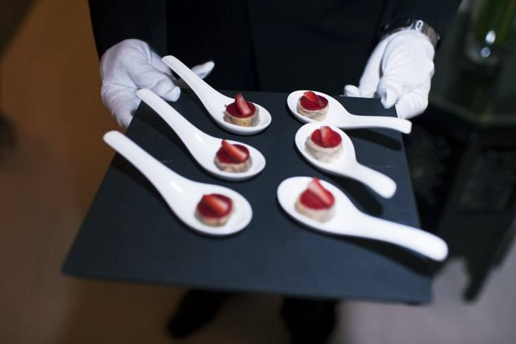A creation from the Park Hyatt Dubai Masters of Food event copy