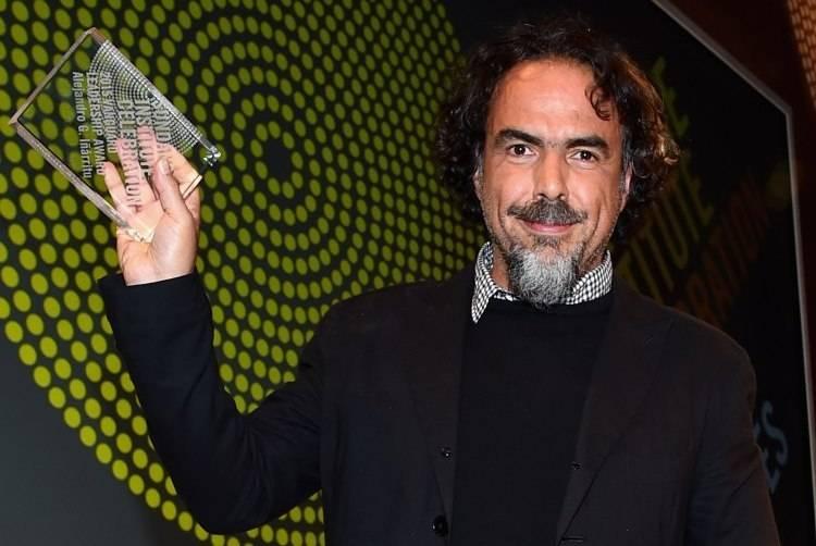 Honoree Alejandro Gonzalez Inarritu