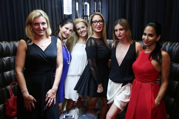 Anita Funtek, Hayley Sloman, Iris More, Jacqueline Pommier, & Lisa Arasheben