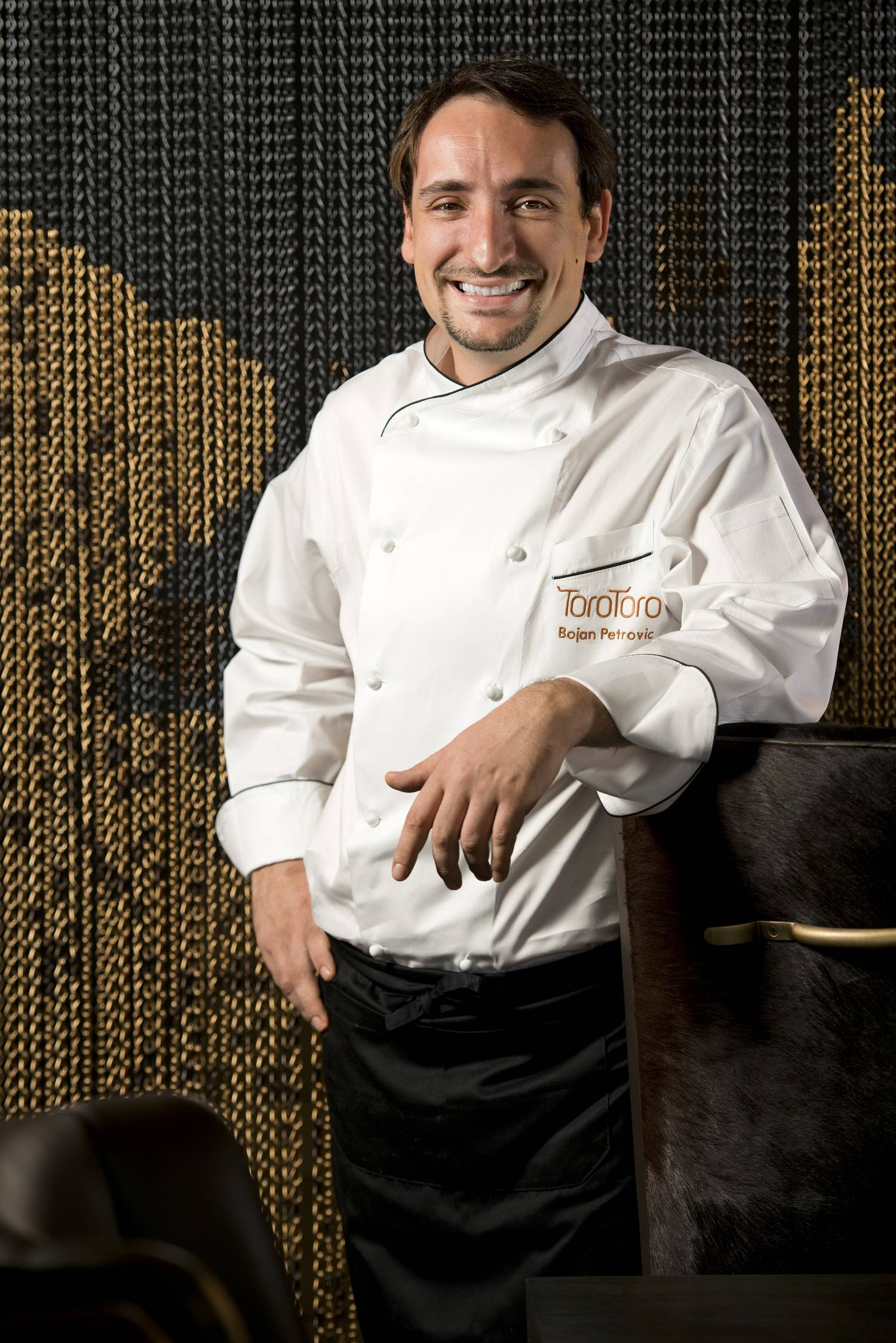 Bojan Petrovic, Executive Chef, Toro Toro copy