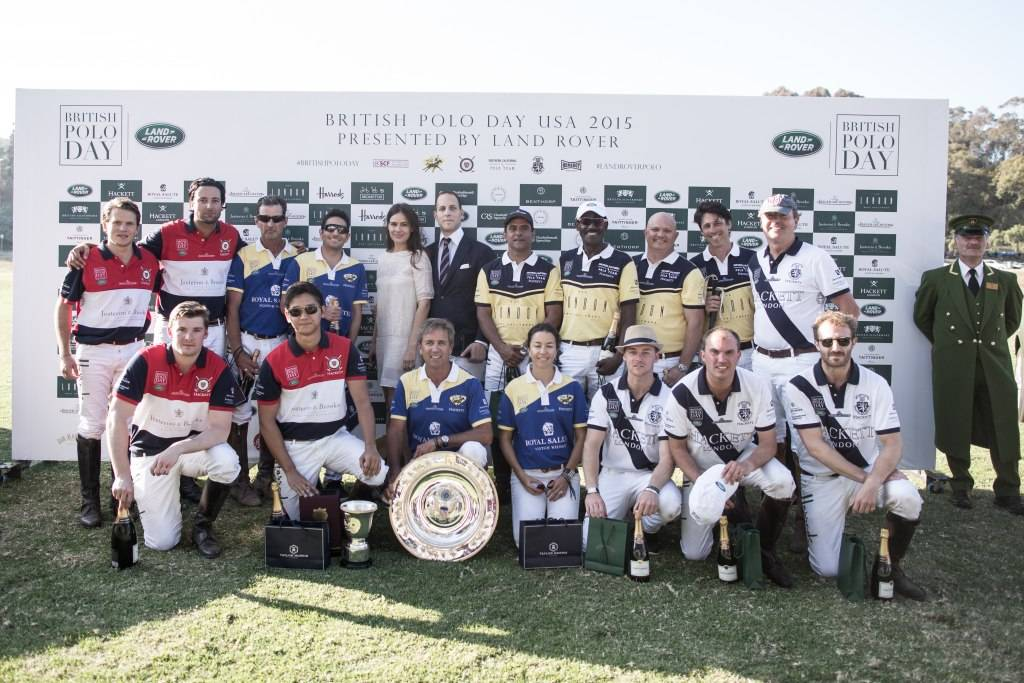 British Polo Day USA Prizegiving