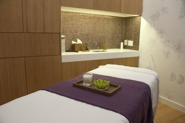 Caudalie Treatment Room