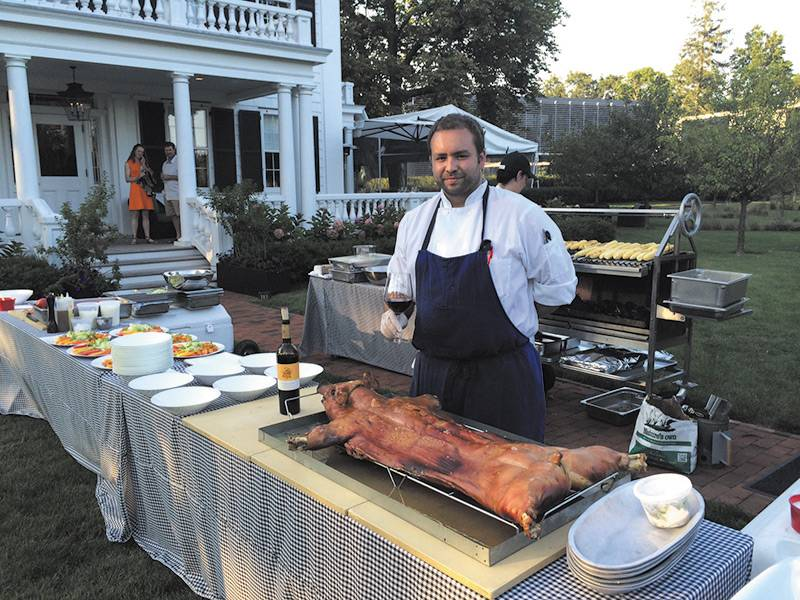 Chef Kyle Koenig