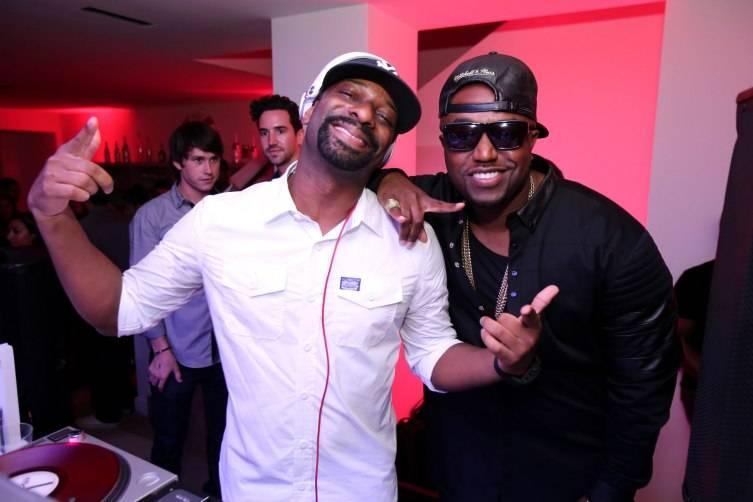 DJ Irie & Rico Love