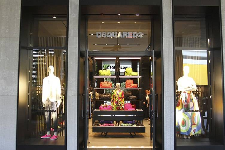 DSQUARED2 Celebrates Bal Harbour Flagship Opening
