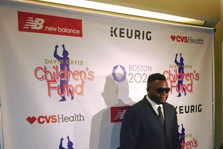 David Ortiz' Children's Fund