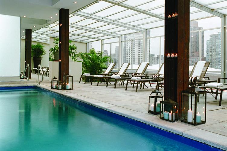 Empire Pool Deck