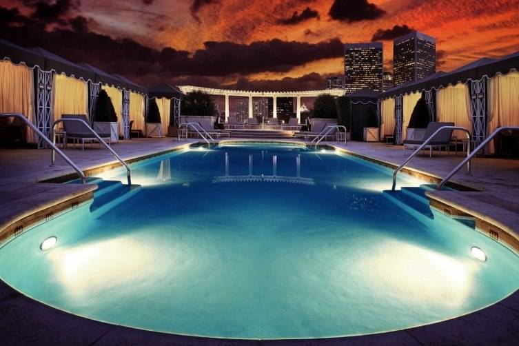 The 5 Best Rooftop Hotel Pools In La