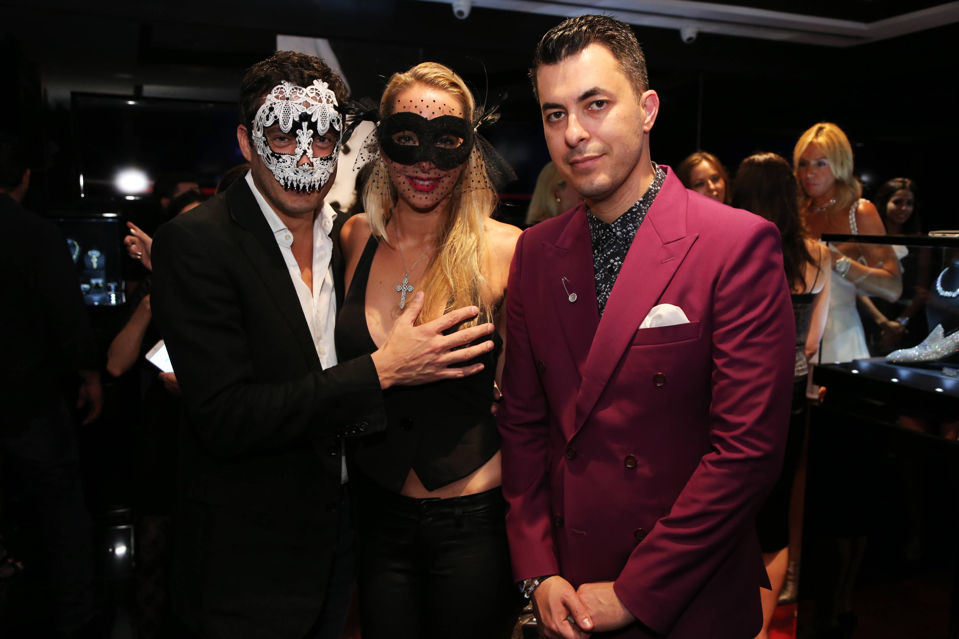 MIA: Inside Jason of Beverly Hills 'Eyes Wide Shut' Grand Opening ...