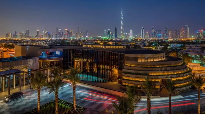 Four Seasons Dubai, vonderichten