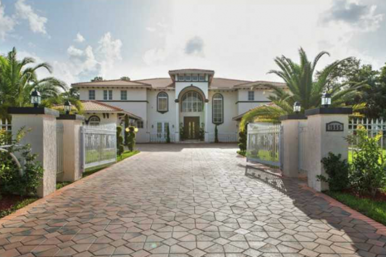 Gated Mansion Coconut Creek