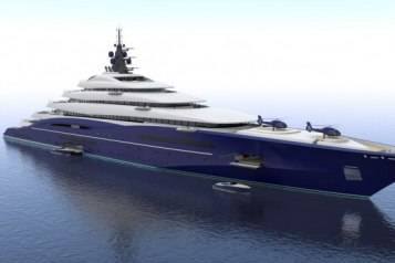 Goundbreaking-200M-gigayacht-DOUBLE-CENTURY-concept-designed-by-Christopher-Seymour-665×359