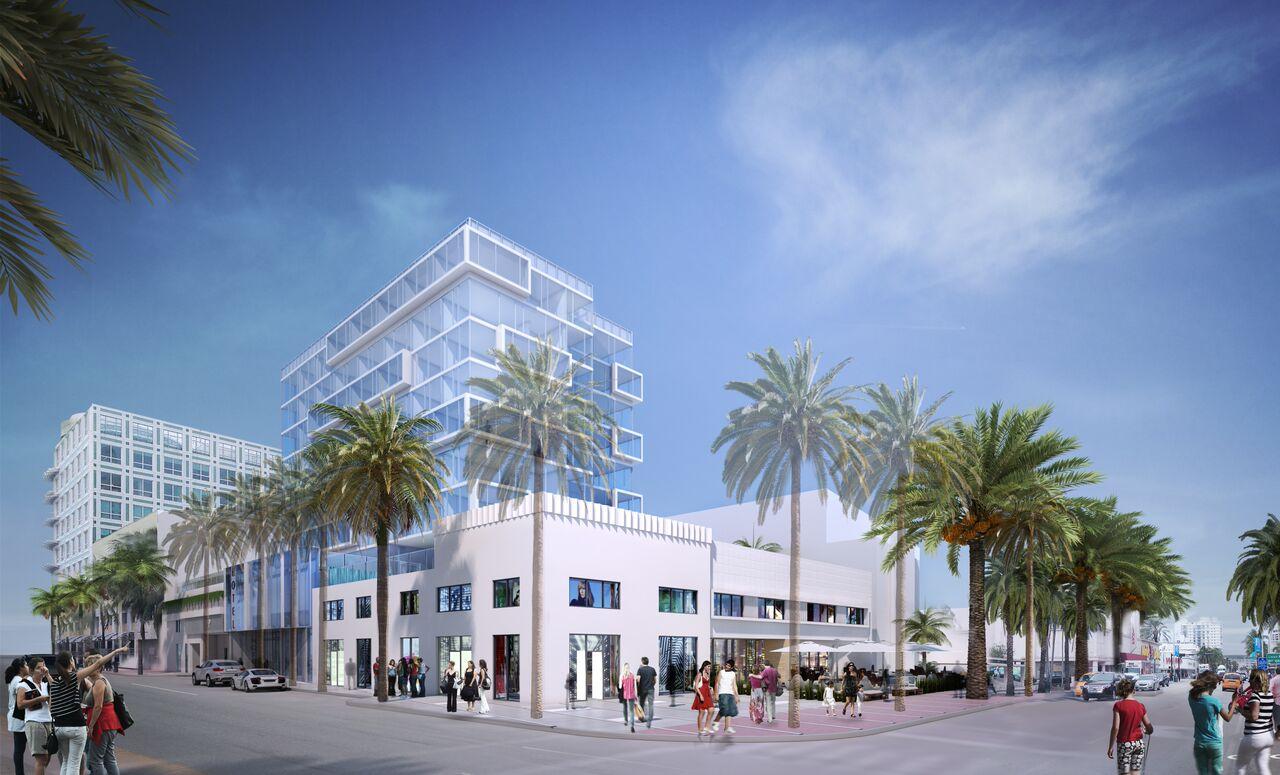 President Hotel Miami South Beach