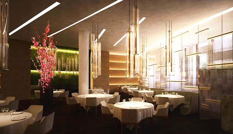 JG Dining Room, vonderichten