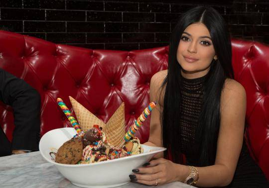 Kylie Jenner Sugar F