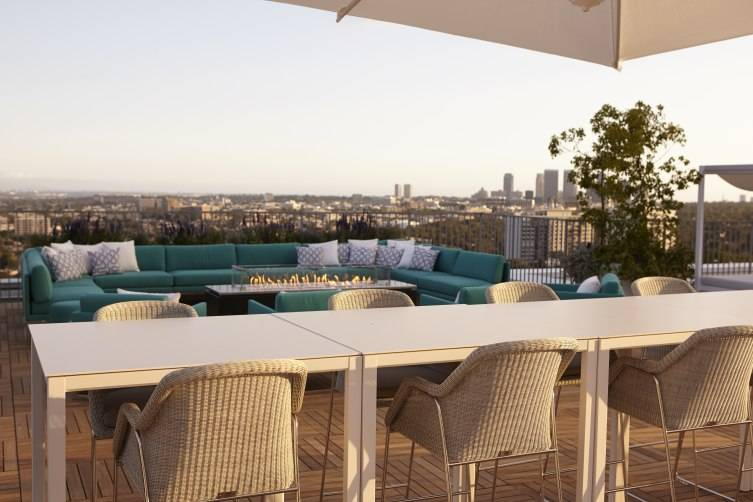 The London West Hollywood's Vivienne Westwood Inspired Penthouse 3