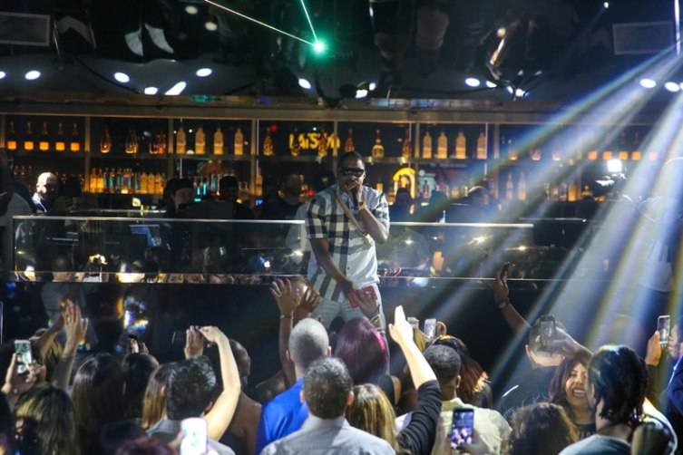 Ma$e performing at Foxtail_Tony Tran
