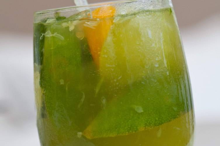 Makoto - Lemongrass Cooler