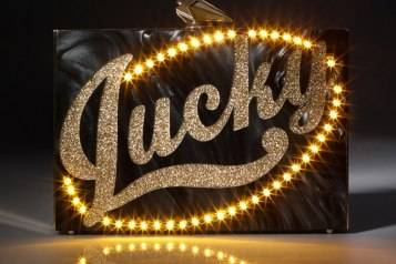 Merrick Perspex & LED lights Lucky Black on2 HR