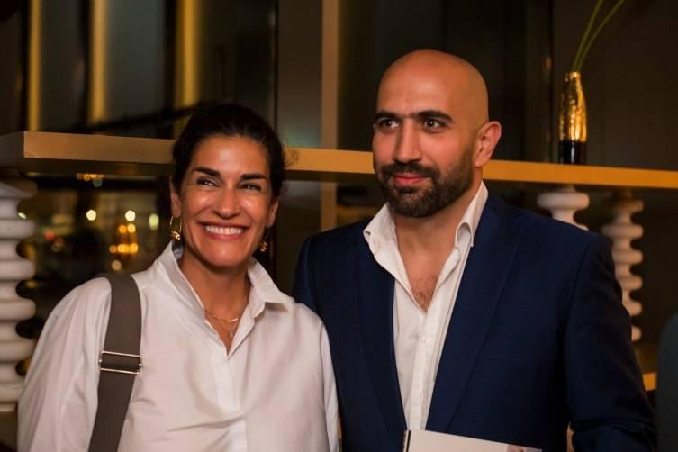 Nazha Osseiran & Nayef Francis copy