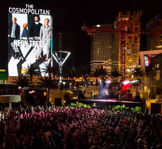 Neon Trees at Boulevard Pool at The Cosmopolitan of Las Vegas June 12 2015_Kabik (3)