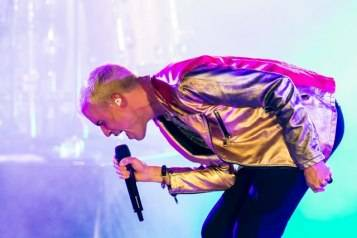 Neon Trees at Boulevard Pool at The Cosmopolitan of Las Vegas June 12 2015_Kabik (9)