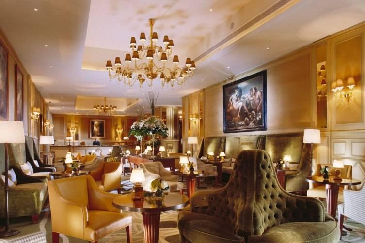 Hotel Principe di Savoia in Milan: Lobby