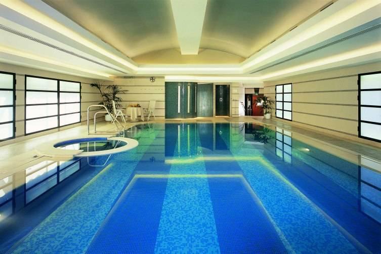 Hotel Principe di Savoia in Milan: Swimming Pool and Spa