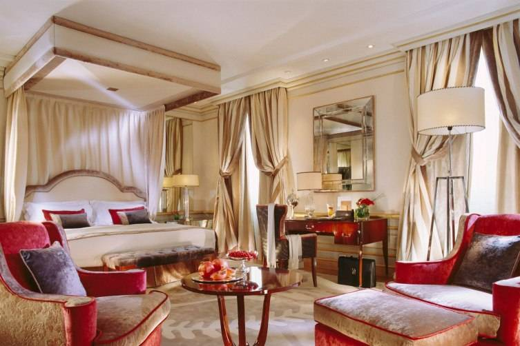 Hotel Principe di Savoia in Milan: Bedroom