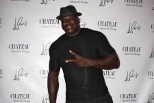 SHAQ on the Red Carpet at Chateau Nightclub