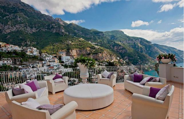 Giulia, Amalfi Coast