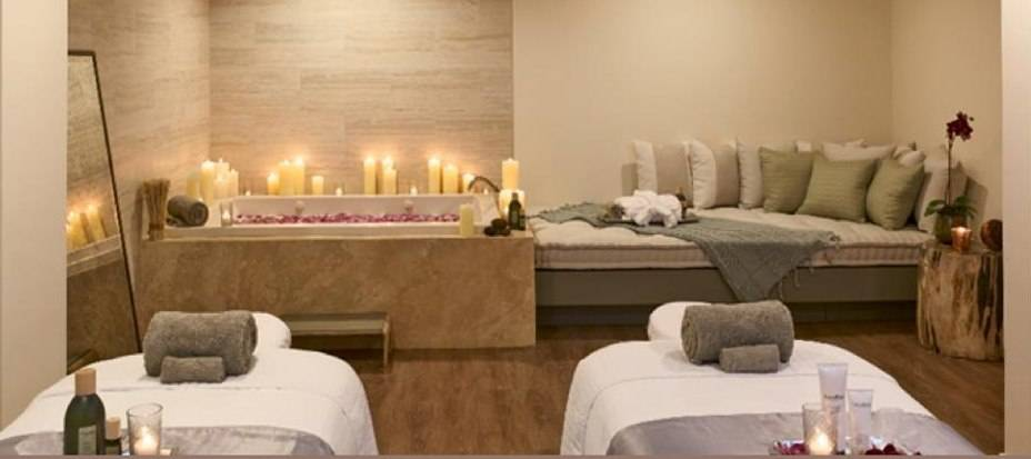 Shelborne Spa room