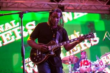 The Original Wailers' Leader Al Anderson Delivers an Impressive Performance at Foxtail Pool, June 13_Tony Tran