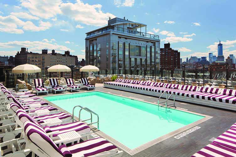 The Soho House_Pool