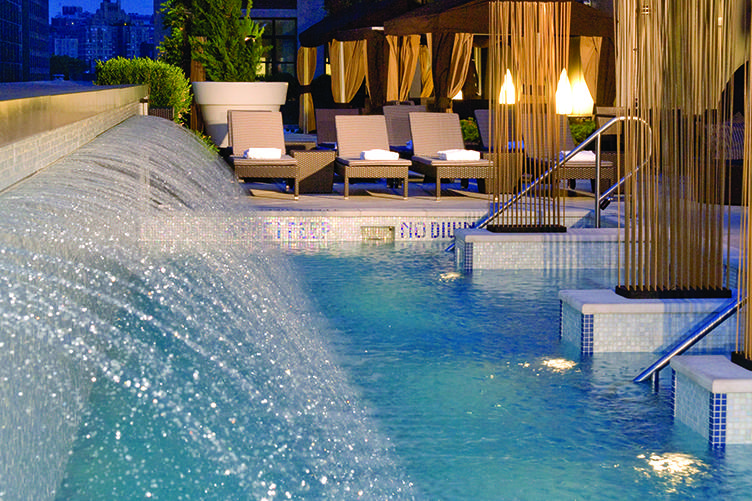 nyc s best rooftop pools rooftop bars and waterside restaurants