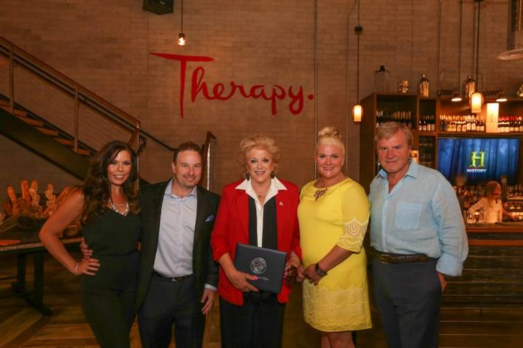 Therapy_Owners and Mayor