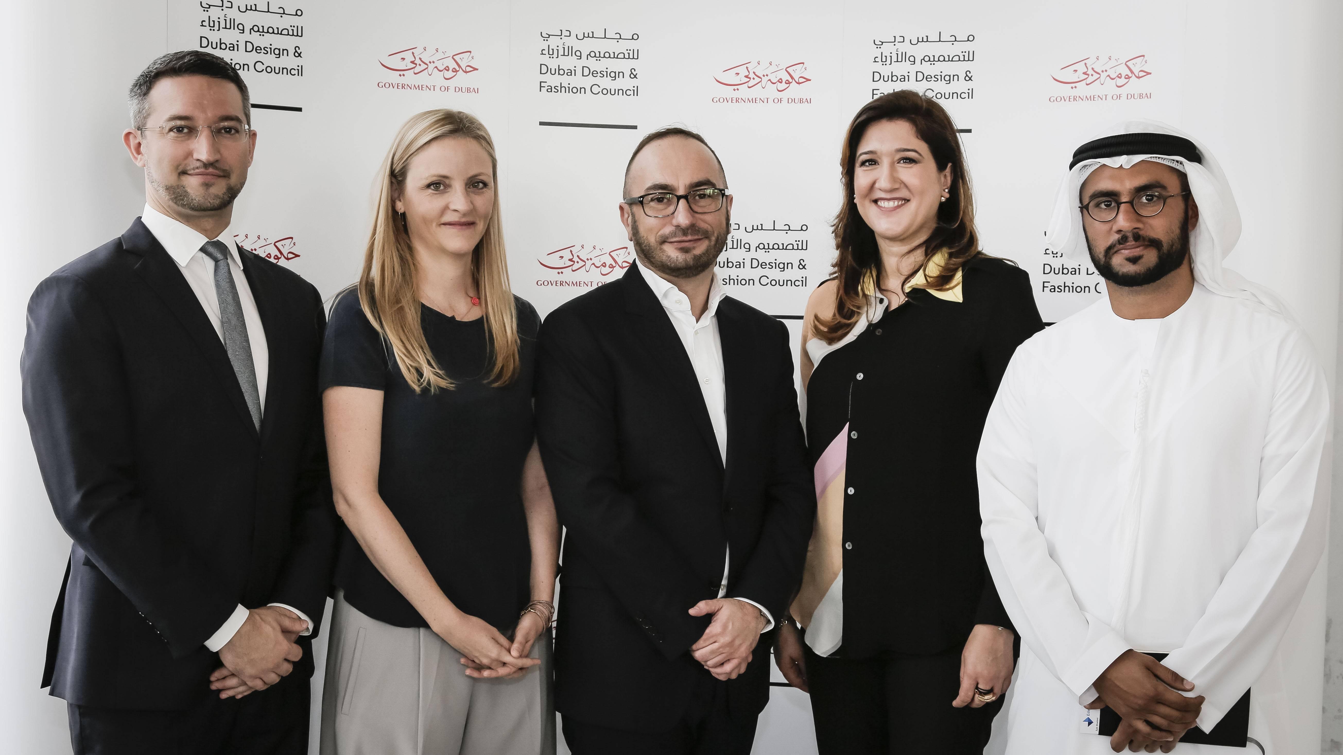 Dubai Design And Fashion Council Announces Dubai Design Week