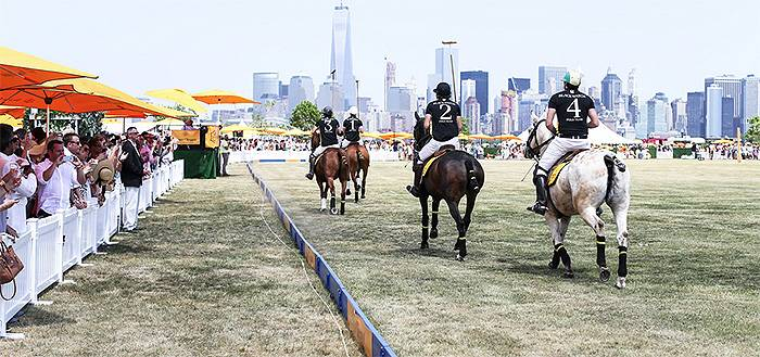 Here's What You Missed at the NYC Veuve Clicquot Polo Classic