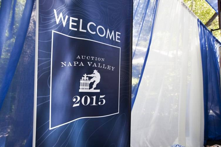 Welcome to Auction Napa Valley 2015!
