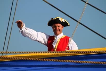 Captain Yarriou