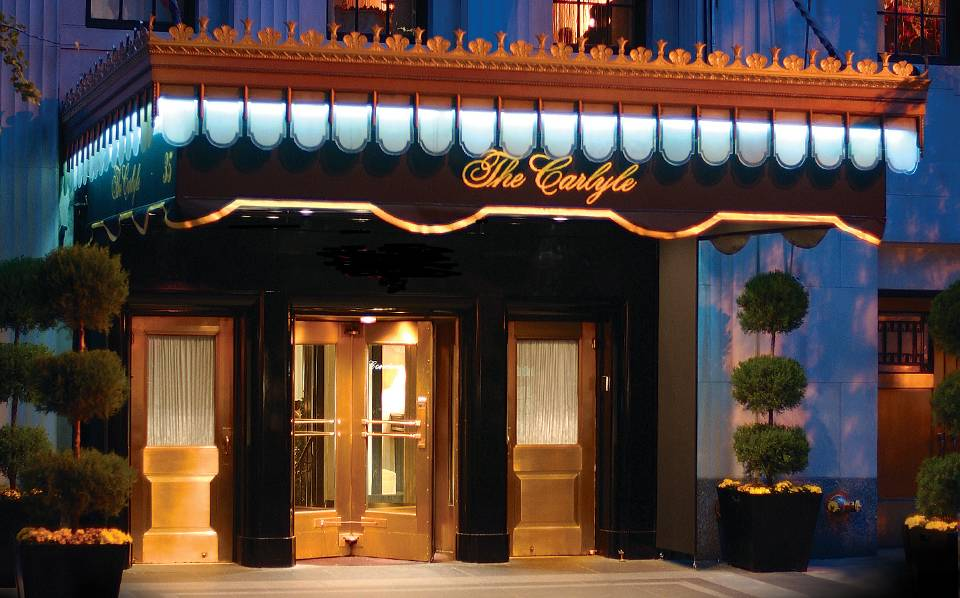 The Carlyle Restaurant Ny