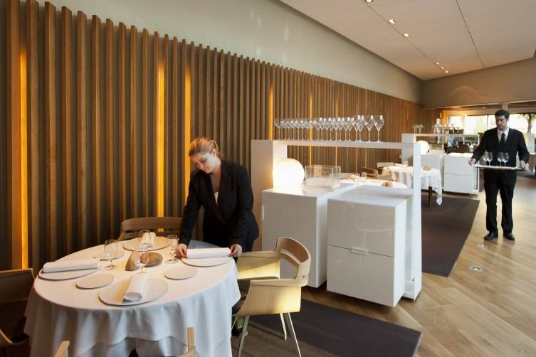 Ell Celler de Can Roca dining room