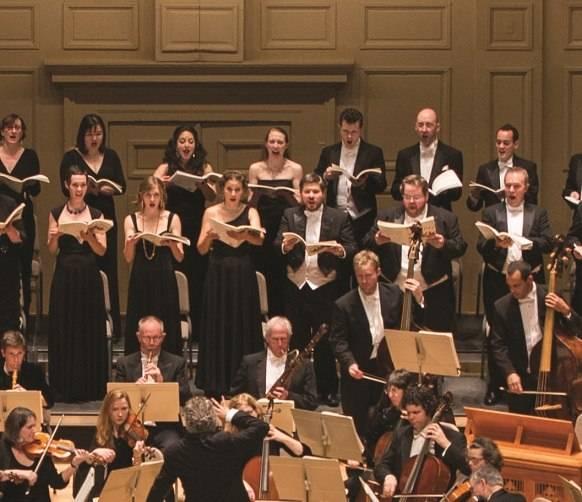 Handel + Haydn