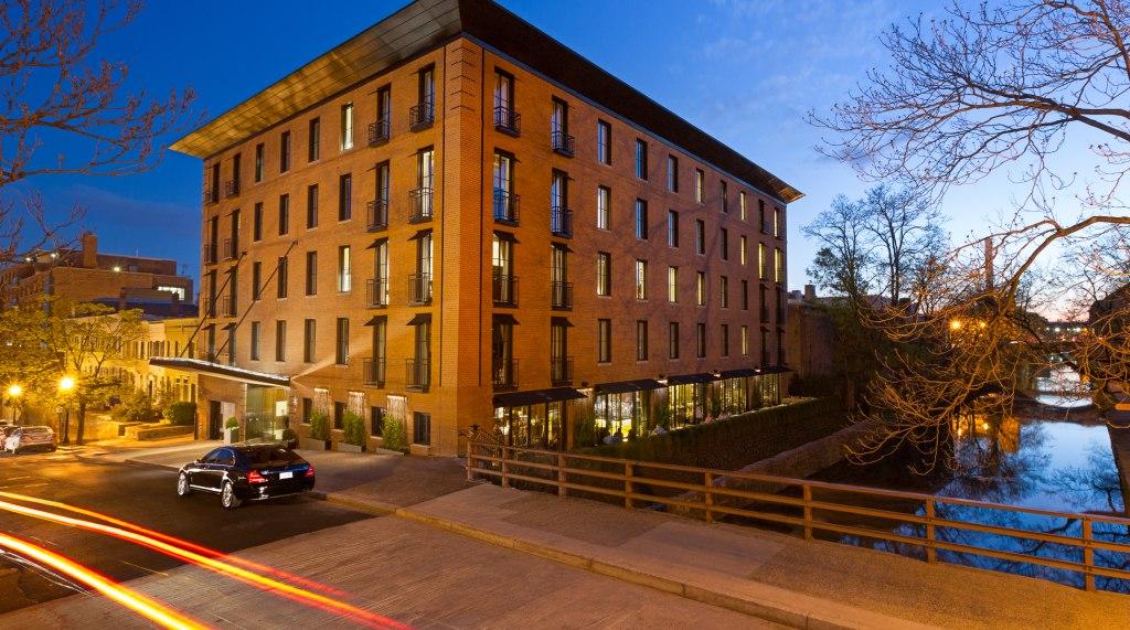 Capella Hotel, photo via Capella Hotel