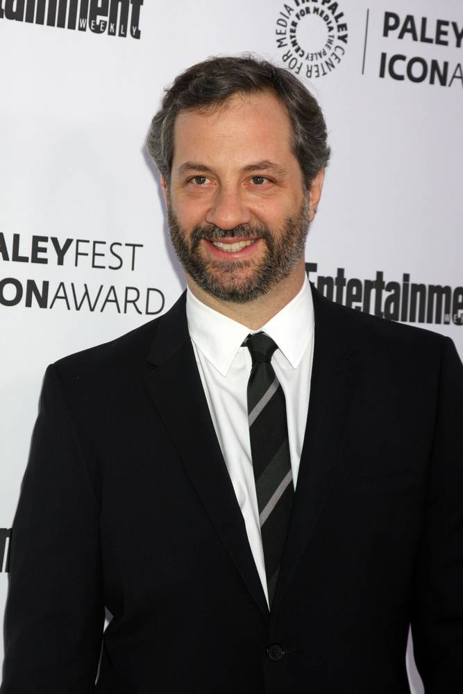 Judd Apatow, photo by Helga Esteb