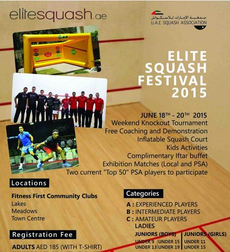 elite squash Ramadan 2015