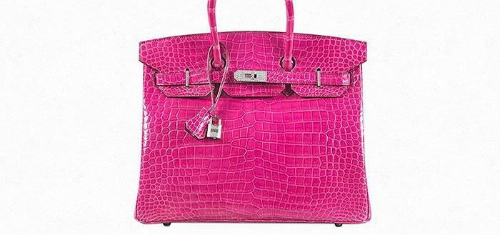 The Hérmes Birkin Bag That Set World Records