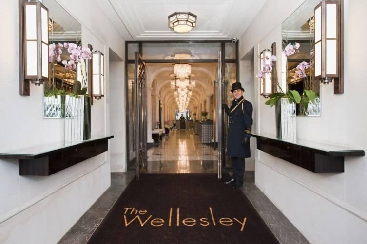 1. The Wellesley Welcome