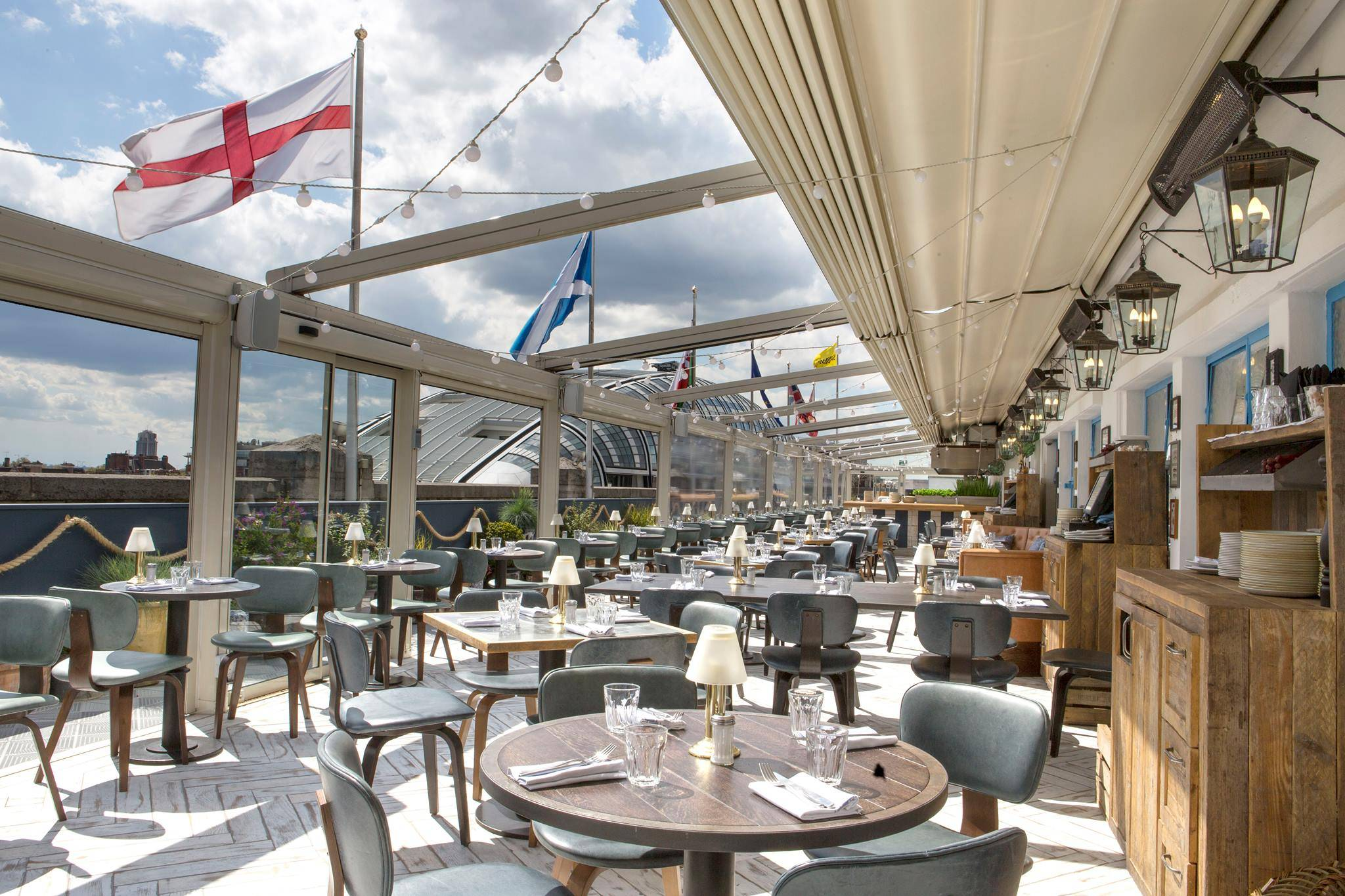 London S 16 Best Rooftops To Soak In Summer